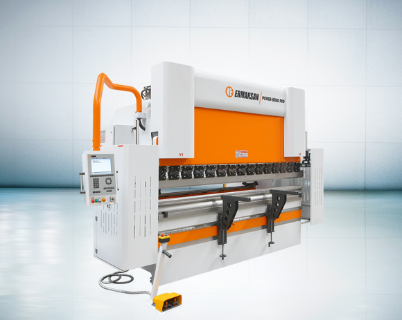 ERMAKSAN - POWER-BEND PRO - 3 Axes CNC Press Brake
